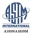 ASTM A1059/A1059M