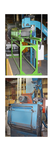 Greenkote coating equipment